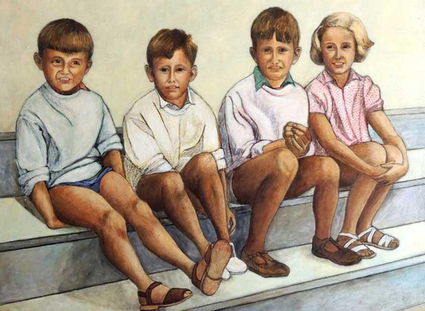 Odile Gormand - Artiste Peintre