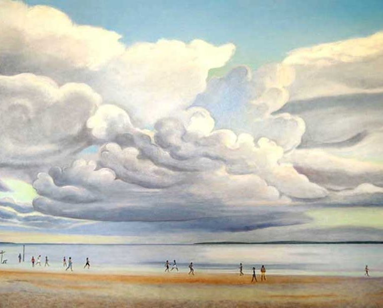 Peintures à l'huile – Paysages et scènes d'extérieur