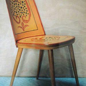 Décors peint par Odile Gormand