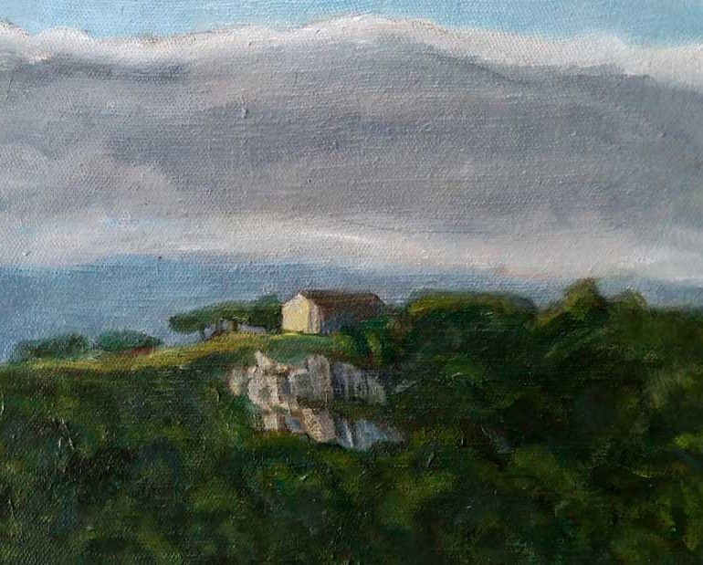 Peintures à l'huile – Petits formats